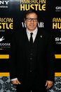 David o russell new york dec director attends the american hustle premiere at the ziegfeld theatre on december in new york city Royalty Free Stock Photography