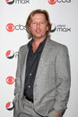 David spade the fall arriving at cbs preveiw party my house club los angeles ca september Stock Photography