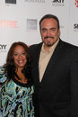 David zayas at showtime s emmy nominee reception skybar west hollywood ca Stock Photos