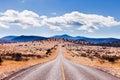Davis Mountains High Desert Landscape Texas USA Royalty Free Stock Photo