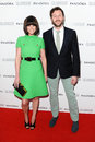 Dawn Porter and Chris O'Dowd Stock Photo
