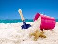 Day At the Beach Stock Photos
