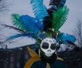Day of the Dead, Amsterdam Stock Images
