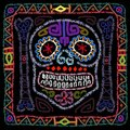 Day of The Dead Colorful Sugar Skull
