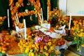 Day of the dead in patzcuaro, michoacan, mexico I Royalty Free Stock Photo