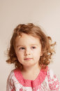 Day Dreaming Toddler Royalty Free Stock Photography