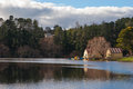 Daylesford Lake, Australia Royalty Free Stock Photo
