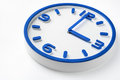 Daylight savings time o clock Stock Photography