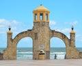 Daytona Beach Florida Royalty Free Stock Photo