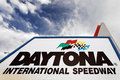 Daytona International Speedway Royalty Free Stock Photo