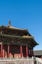 Dazheng Hall in Shenyang Royalty Free Stock Photo