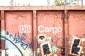 DB Cargo Royalty Free Stock Photo