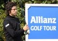 De 2009 golf lorenzo öppna paris vera Arkivfoto