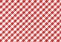 De achtergrond van het tafelkleed, textuur Royalty-vrije Stock Fotografie
