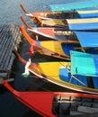 De boten van de reis in de Baai van Phang Nga, Thailand Royalty-vrije Stock Afbeeldingen