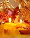 De Foto van de voorraad: Kerstkaart Royalty-vrije Stock Foto