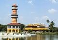 De gebouwen van China Royalty-vrije Stock Foto
