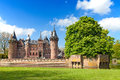 De haar castle ancient near utrecht netherlands Stock Photo