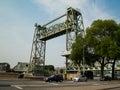 De Hef Bridge Royalty Free Stock Photo