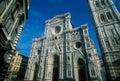 De Kathedraal van Florence Royalty-vrije Stock Foto's