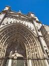 De Kathedraal van Toledo Royalty-vrije Stock Foto