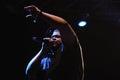 De la soul una banda hip hop americana del trio Immagine Stock Libera da Diritti