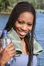 De Onderbreking van het water Royalty-vrije Stock Foto's