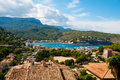De port soller Royaltyfria Bilder