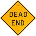 Dead End Sign Stock Photos