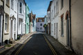 Deal steets and lanes kent Royalty Free Stock Photo