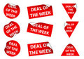 Deal Of The Week Stock Images