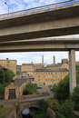 Dean Clough Mill Royalty Free Stock Photos