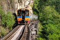 Death Railway Royalty Free Stock Images
