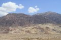 Death Valley: Colorful Amargosa Range Stock Photo