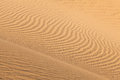 Death valley desert sand dunes of mesquite flat in california Royalty Free Stock Photography