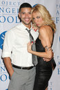 Deborah Gibson, Wilson Cruz Stock Photos