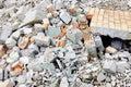 Debris Royalty Free Stock Photo