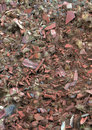 Debris picure of a tiles Royalty Free Stock Photography