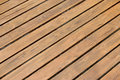Deck Royalty Free Stock Photo