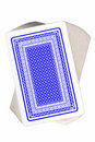 Deck of playing cards Royalty Free Stock Image