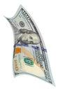 Decline of the dollar.