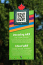 Decoding Art Sign