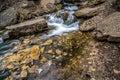 Decorah Iowa Waterfall Royalty Free Stock Photo