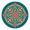 Decoration abstract ornament illustration of mandala