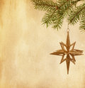 Decoration for Christmas tree Stock Photography