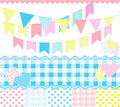 Decoration party Royalty Free Stock Photos