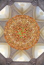 Decoration of Sheikh Zayed Mosque. Abu Dhabi Royalty Free Stock Images