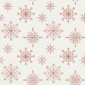 Decoration snowflakes seamless background pastel white and blue Stock Image