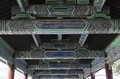 Decoration of the temple of heaven tiantan daoist temple eligious buildings beijing china literally altar is a complex religious Stock Images