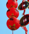 Decorations for the Chinese New Year Royalty Free Stock Images
